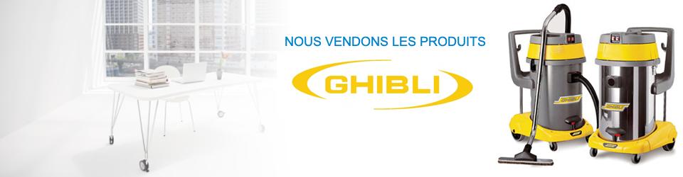 Aspirateur commercial, détaillant Ghibli en vente à Québec